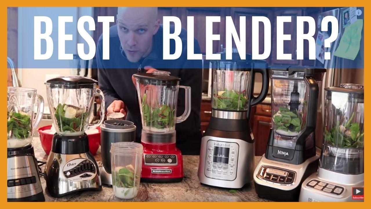 Blender Review Ninja Vs Nutribullet Vs Kitchenaid Vs Oster Vs