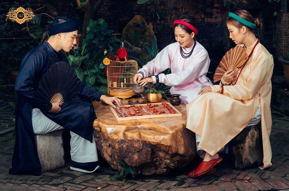 ?? Vietphuc - Vietnamese Traditional Clothes (Việt phục thời ...