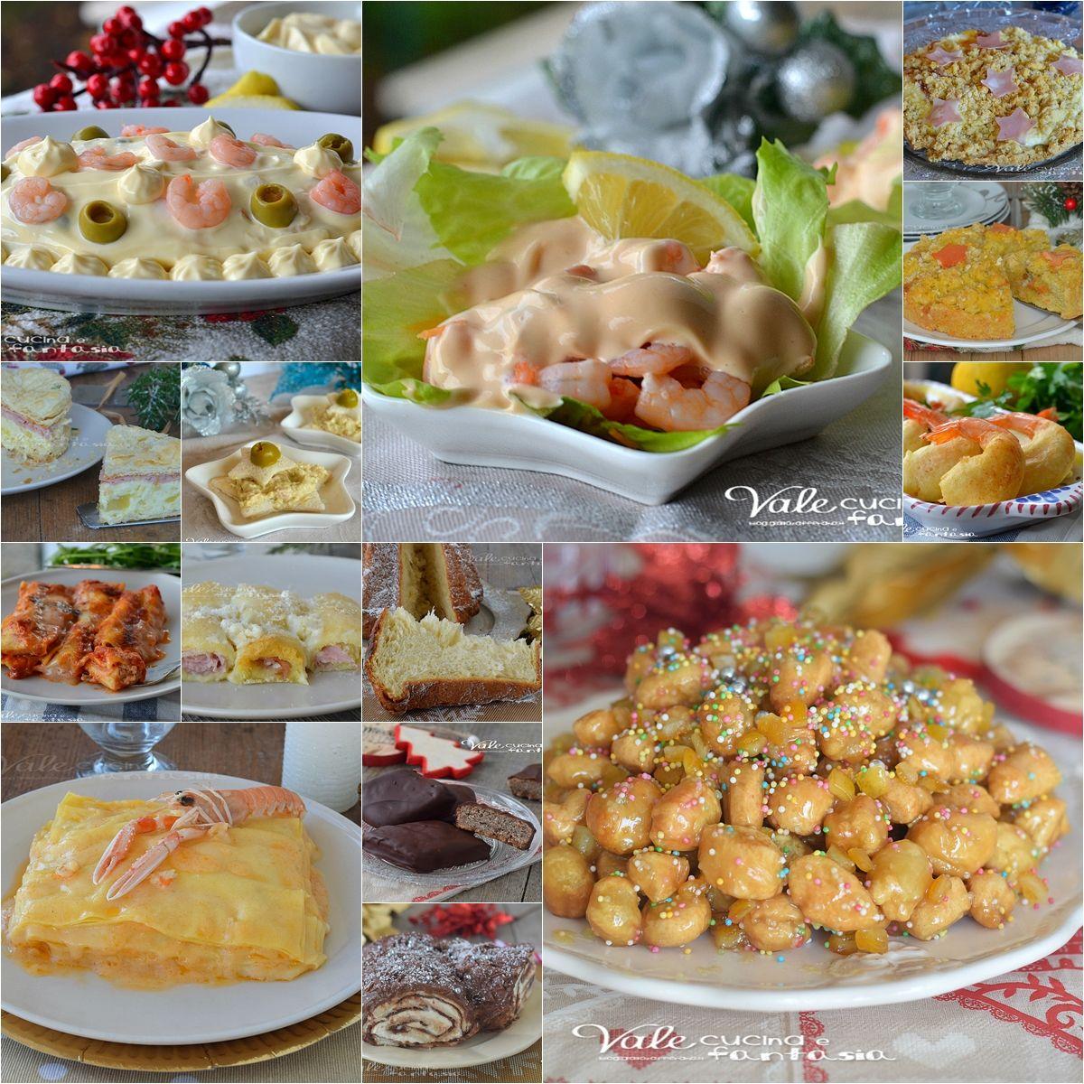 Pranzo Speciale Di Natale.Speciale Natale Ricette Facili E Veloci Dall Antipasto Al