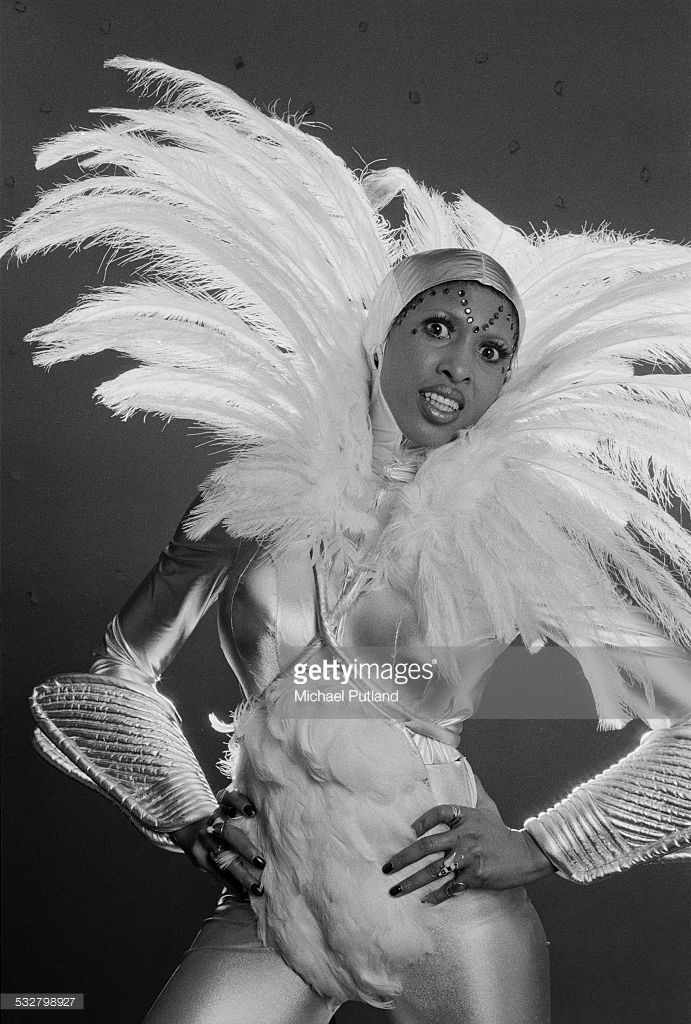70049c9f6 donny hathaway freemason photos | Singer Nona Hendryx , of American vocal  group Labelle, wearing a .