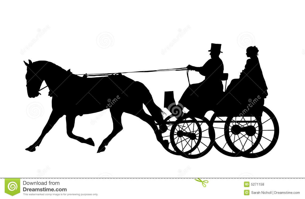 Vehicles For Horse And Carriage Clipart Horses Horse Carriage Horse Silhouette