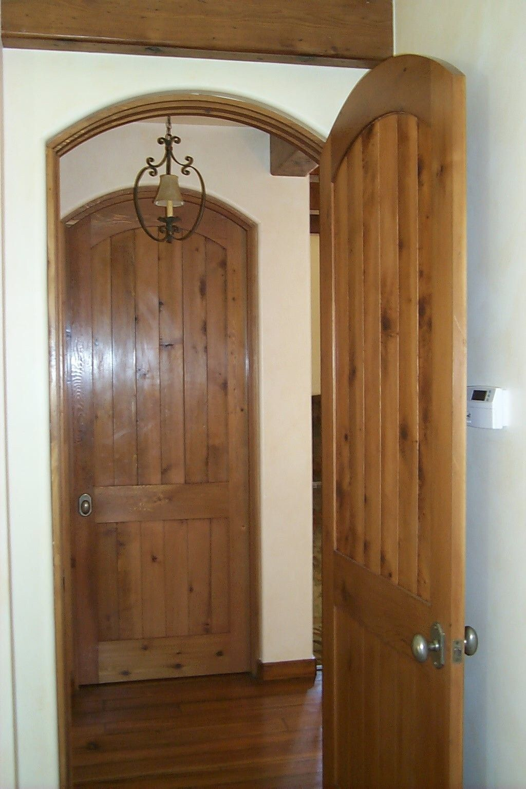 Bon Arched Interior Doors | Project Kirskey Residence Houston Interior Doors In  Planked Solid .