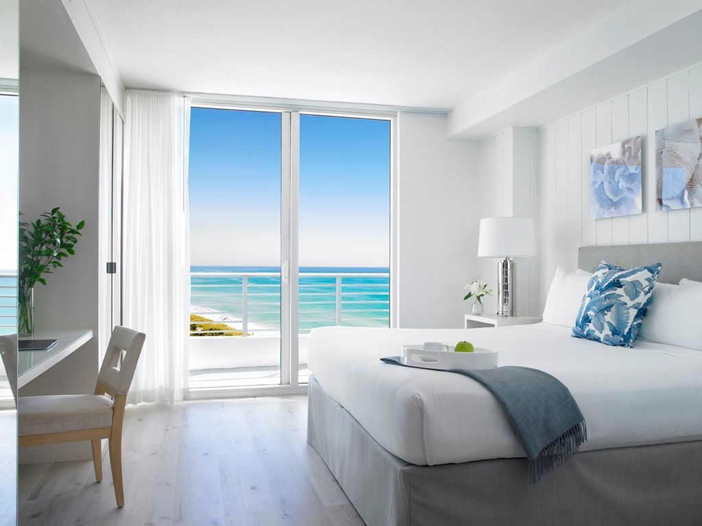 Your Home Away From Home Is Calling Follow Link To Start Planning Your Next Miami Getaway Grandbeachmiami Gbhrooms O In 2020 Hotels Room Grand Beach Hotel Suites