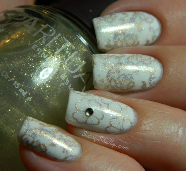 Sassy Shelly ~ Bloggers Unite: Nails For Newtown