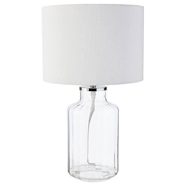Ivy Glass Table Lamp Target $49