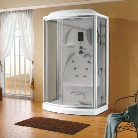 sainte lucie grande cabine de douche hammam cabine de douche hammam cabine de douche et. Black Bedroom Furniture Sets. Home Design Ideas