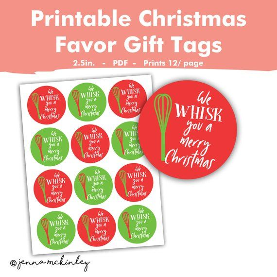 graphic about We Whisk You a Merry Kissmas Printable Tag called Printable We Whisk Oneself are Merry Xmas Neighbor Reward