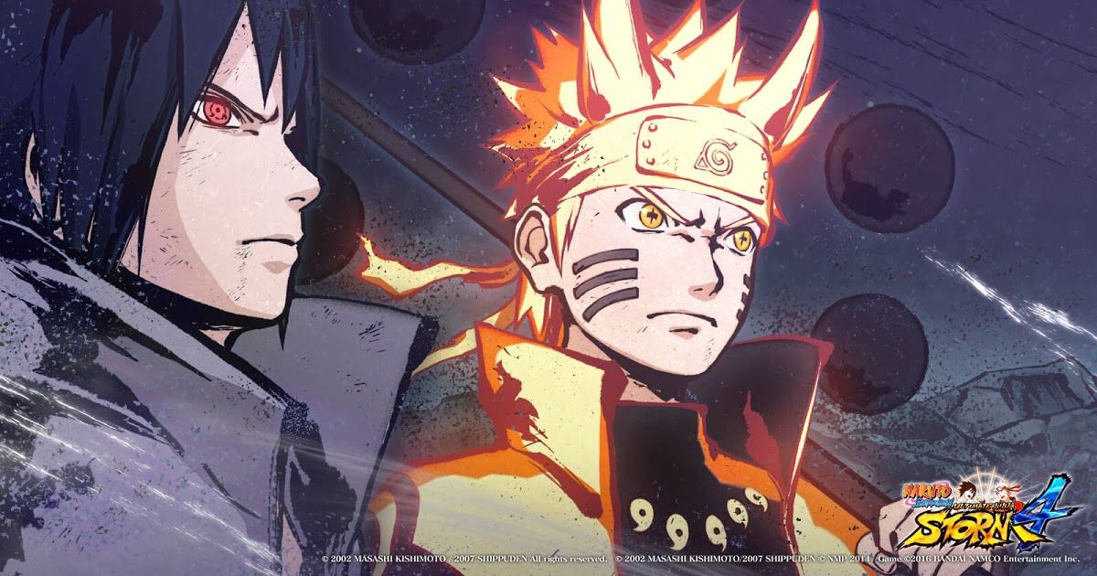 Naruto And Sasuke Wallpaper Pc Download For Pc And Xbox Naruto