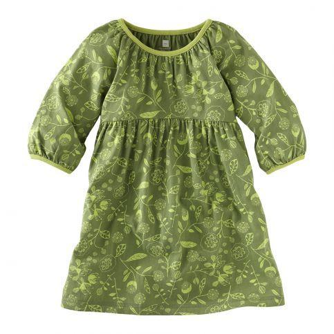 Woodland Wonders Empire Dress  {tea collection}