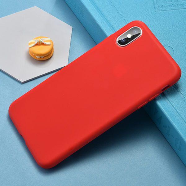 Ultra Thin All-inclusive IPhone X XS Max Silicone Case