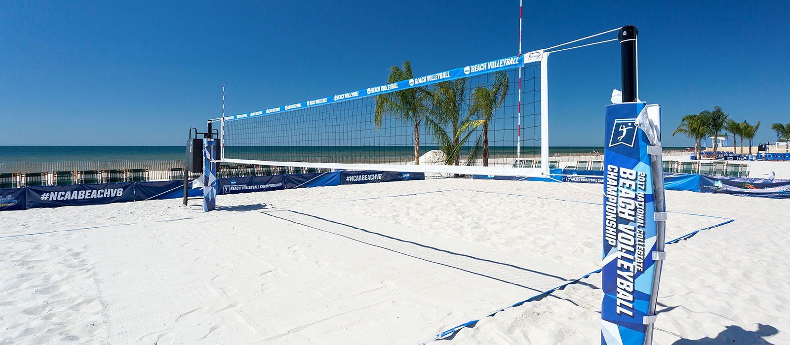 The Official Competition Beach Volleyball Net System Of Team Usa Used By Thousands Of High School Beach Volleyball Net Outdoor Volleyball Net Beach Volleyball