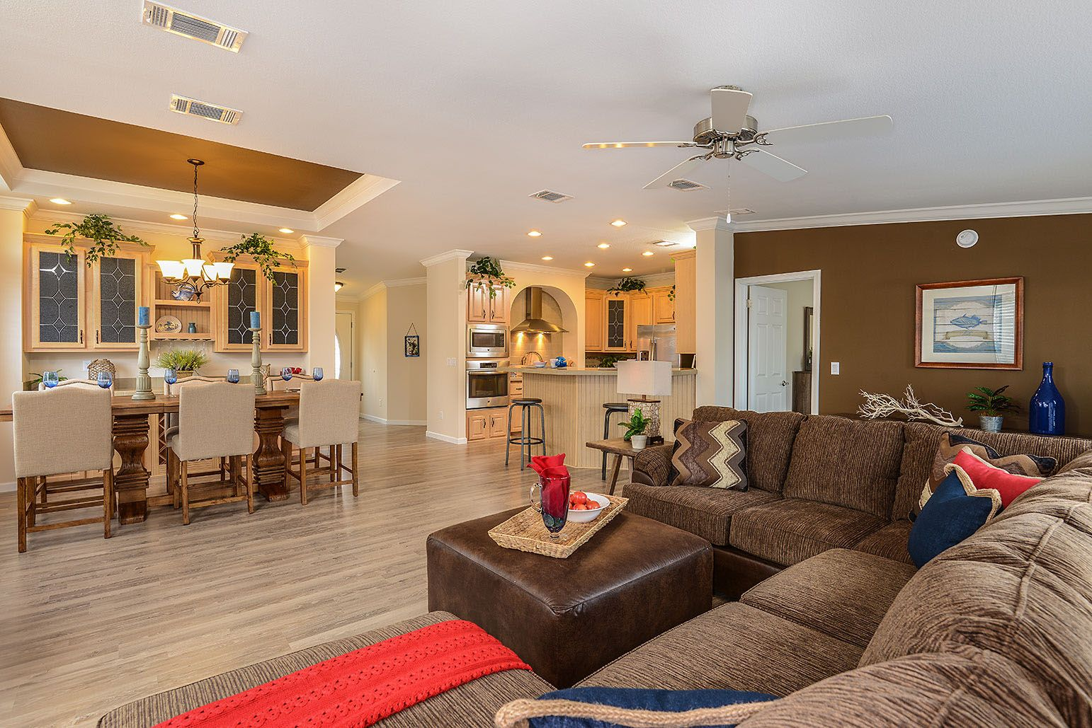 Living Room, Dining Room, & Kitchen http//www.jachomes