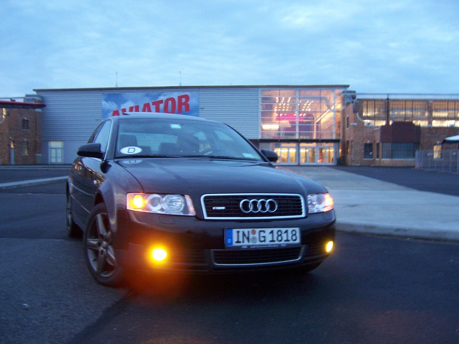 2002 To 2005 Audi A4 B6 Sedan Real World Vehicle Review Audi A4 Vehicles Audi