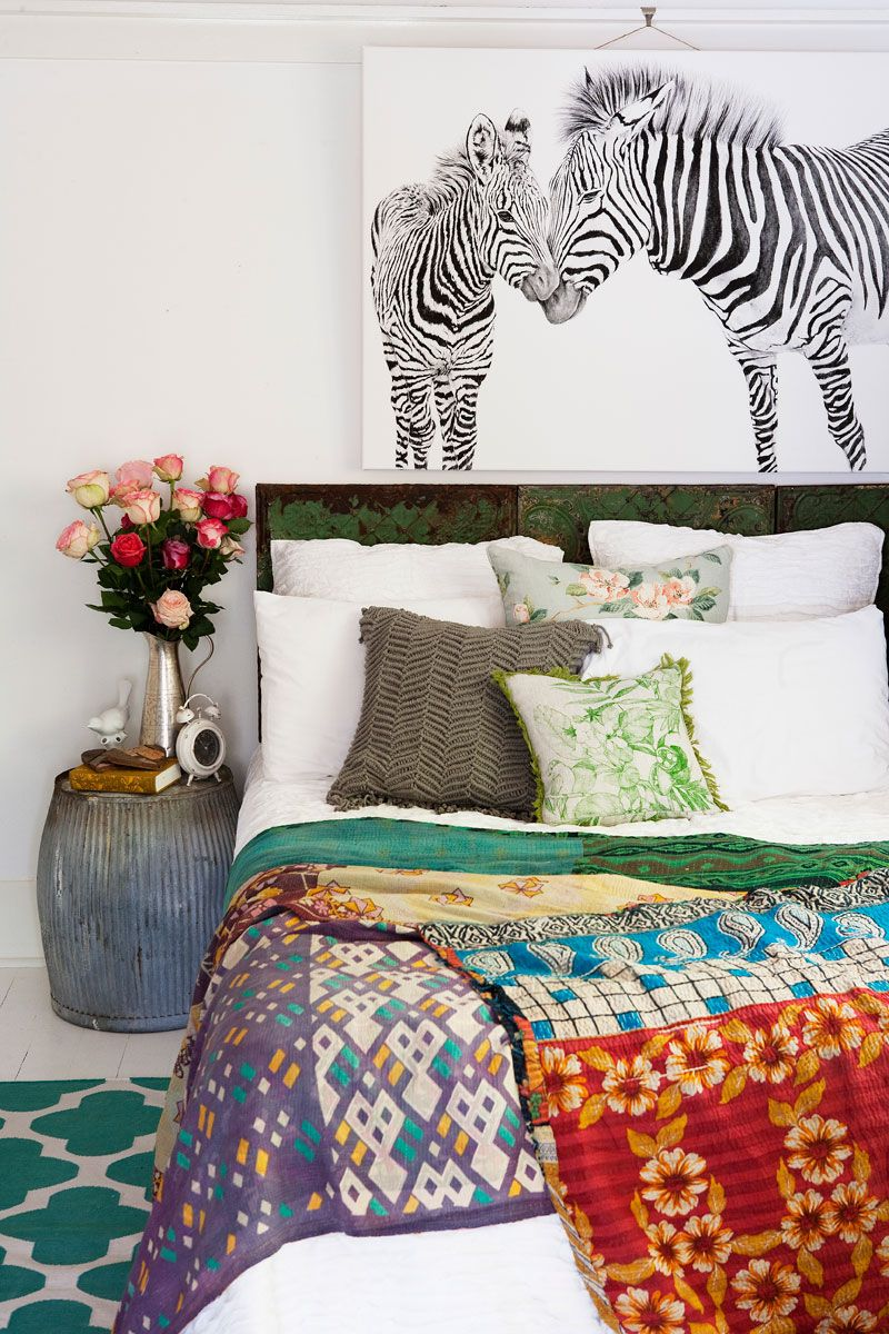 interior, styling, living room, home, decor, decorating, white rooms, eclectic, zebra