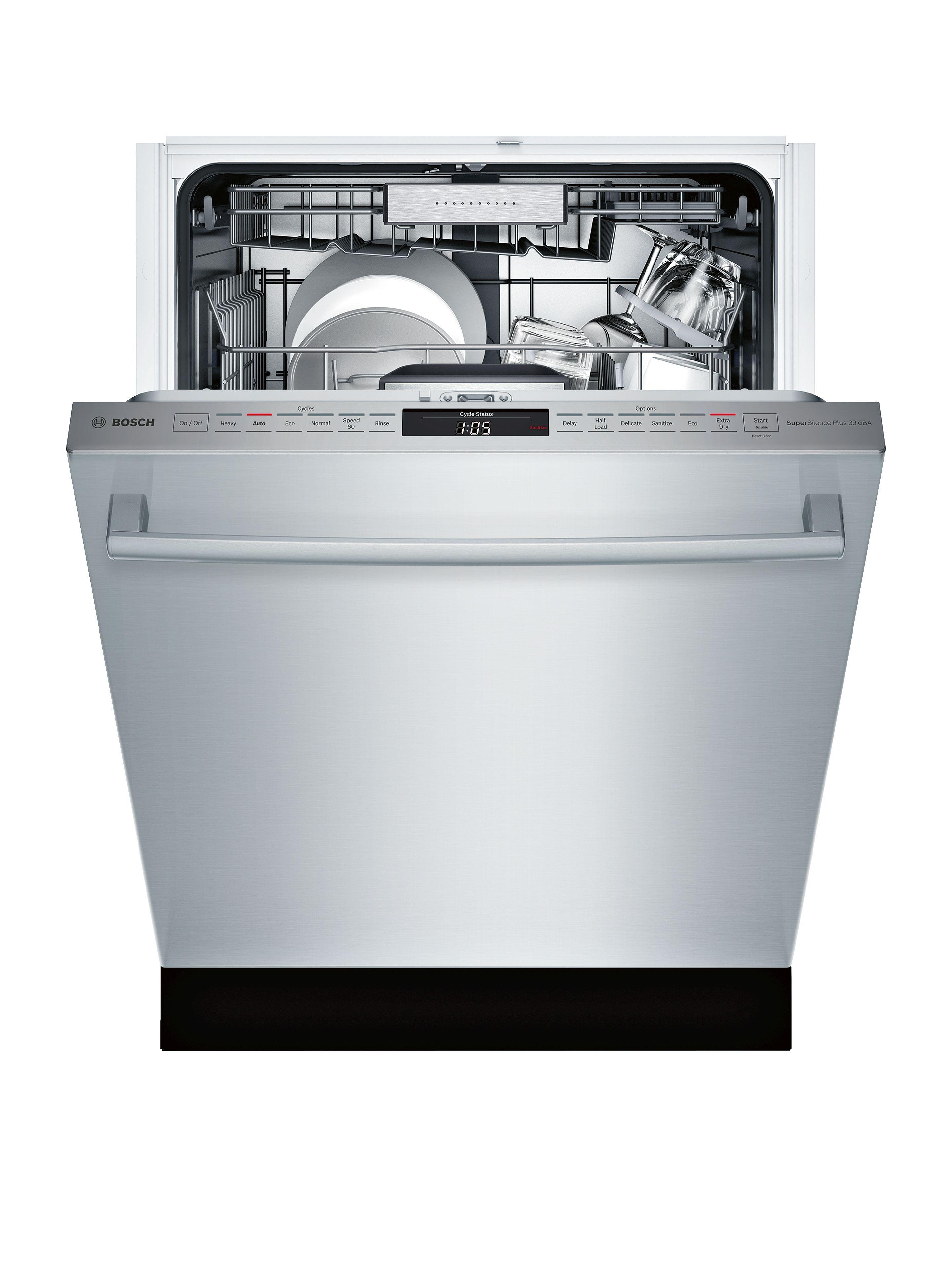 Bosch Shxm98w75n Dishwasher Bosch Dishwashers Dishwasher Bosch
