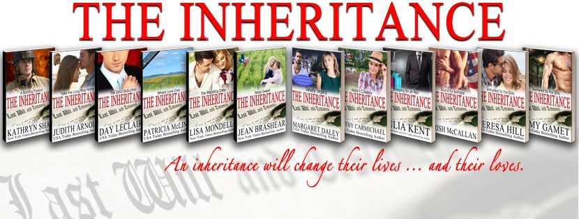 The Inheritance Series Screenwriting Promote Book Author