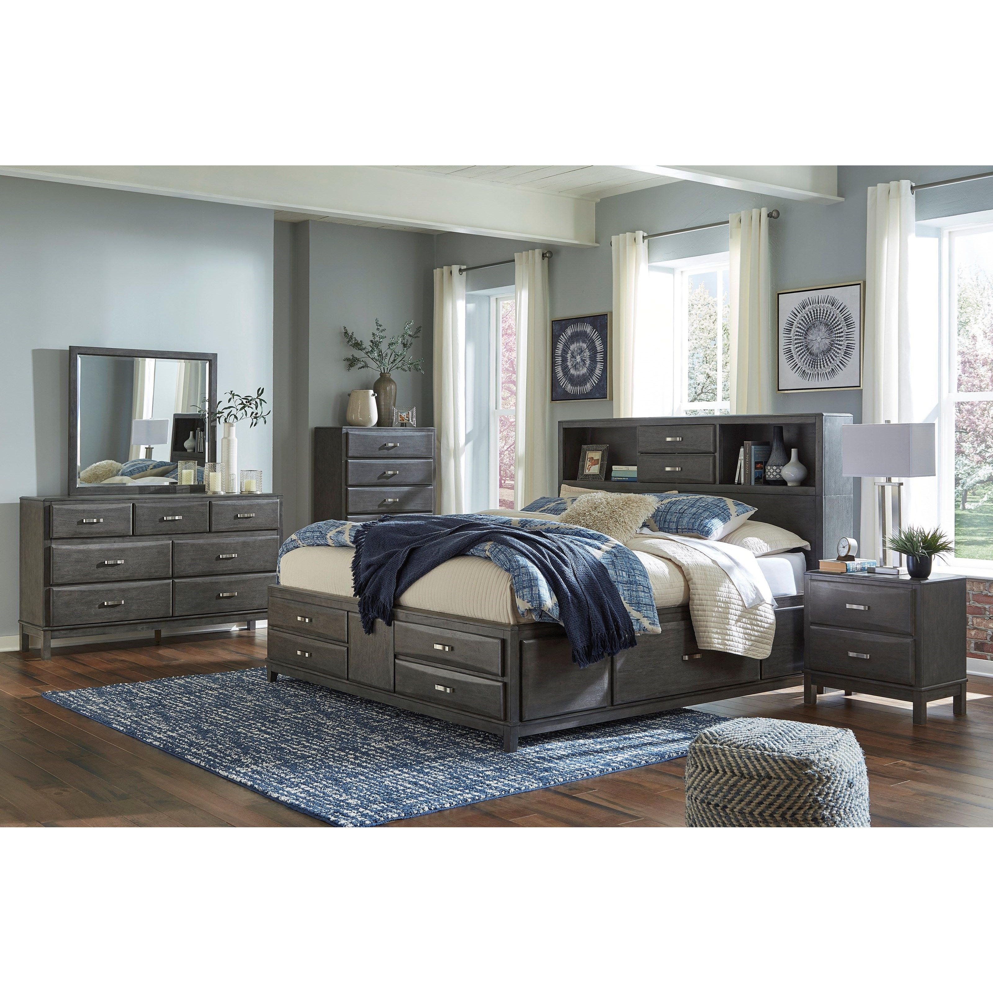 Caitbrook Full Bedroom Group by Signature Design by Ashley