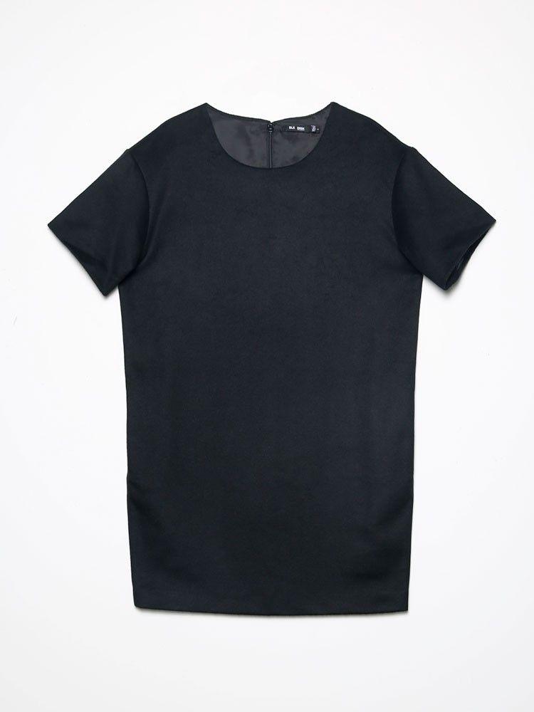 blk dnm /dress 58