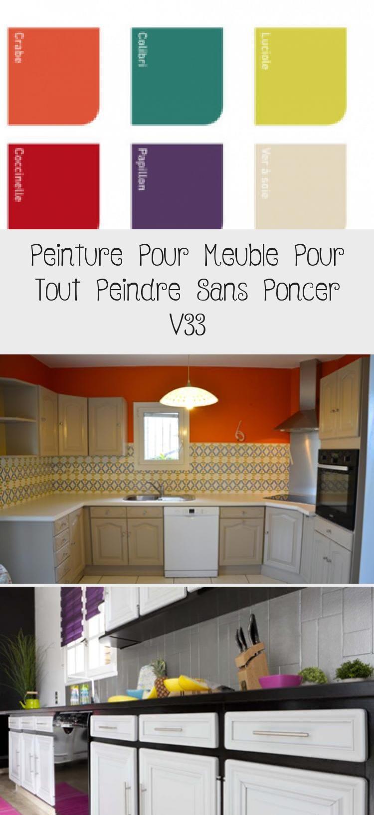 Peinture Pour Meuble Pour Tout Peindre Sans Poncer V13