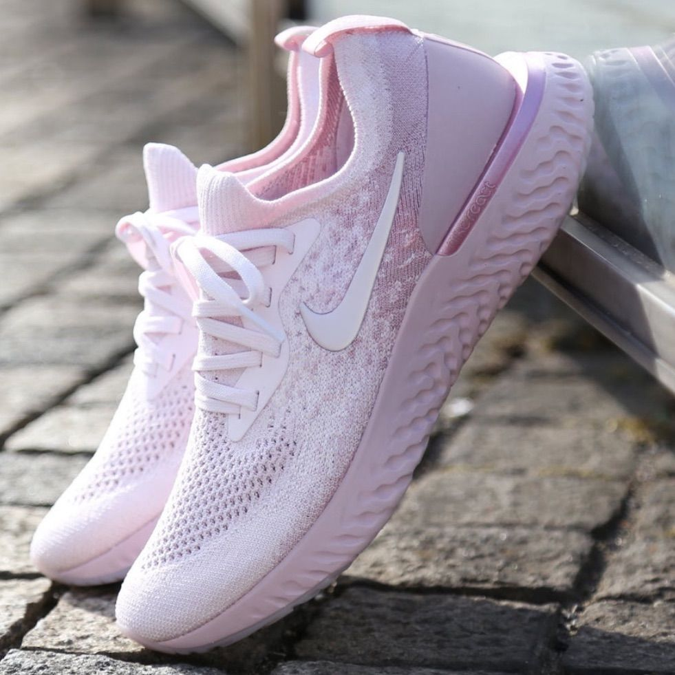Nike Shoes | Nike Epic React Pearl Pink Size 7.5 | Color
