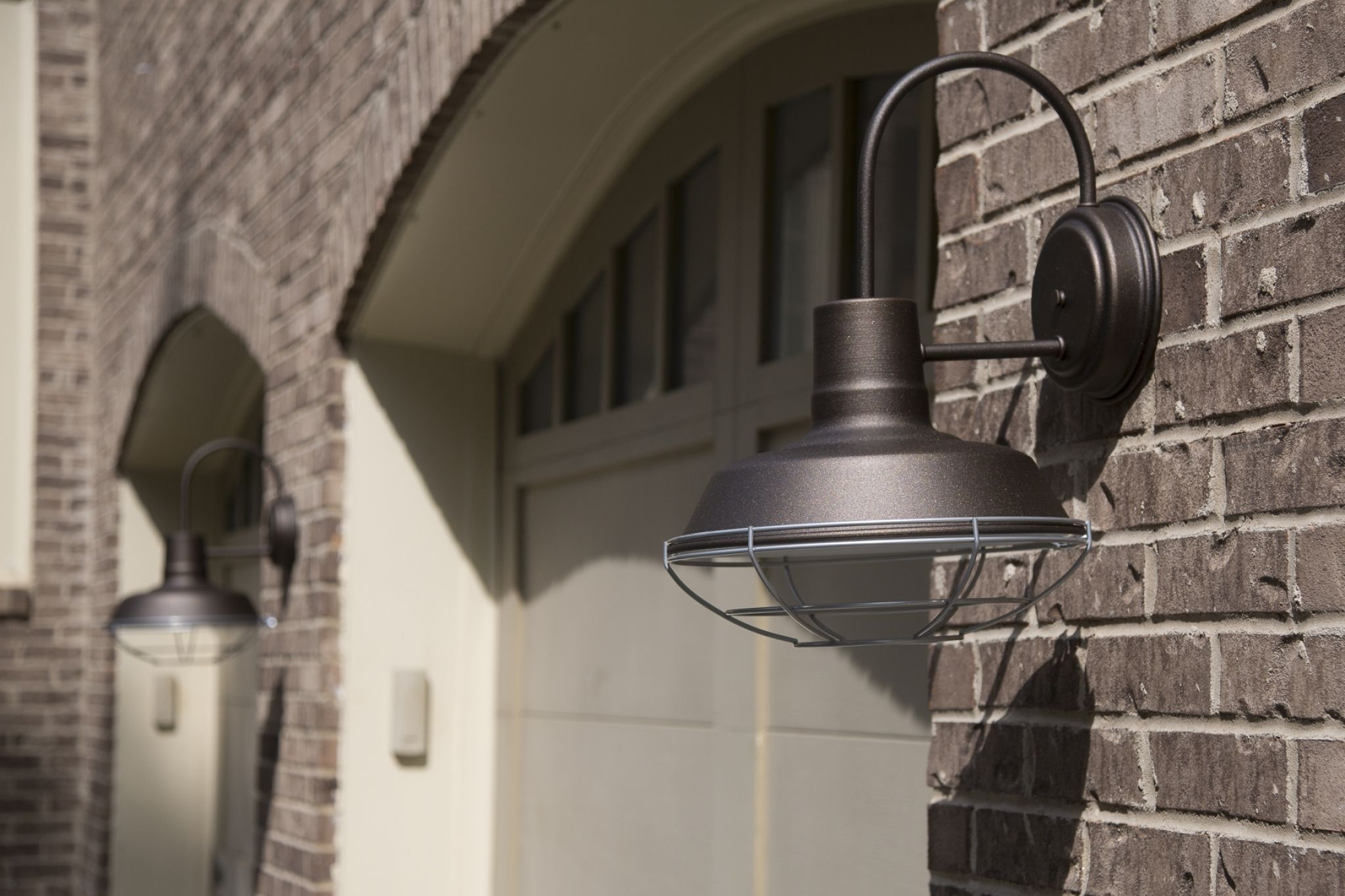 good lovely for stylish on interior w faux lowes jpg garage ideas lighting exterior lights hardware door throughout looking