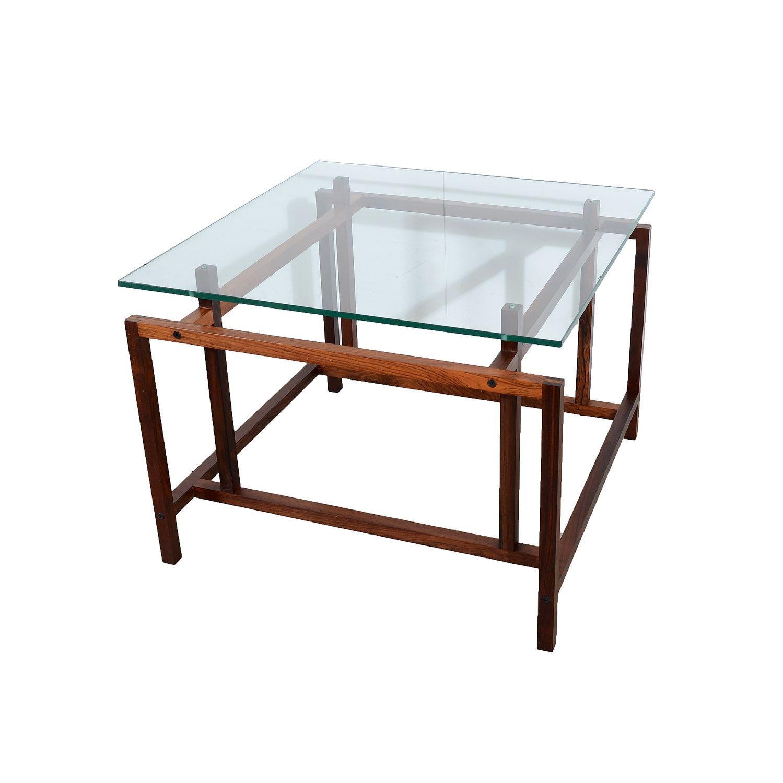 Henning Norgaard For Komfort Side Table Rosewood And Glass Etsy Glass Side Tables Side Table Rosewood Side Table [ 1500 x 1499 Pixel ]