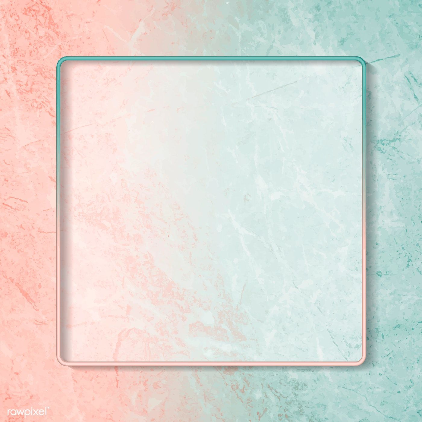 Download Premium Vector Of Square Frame On Abstract Background Vector Instagram Frame Template Abstract Backgrounds Square Frames