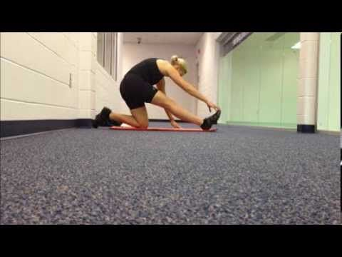 sofa to saddle beginners abs and stretching  youtube