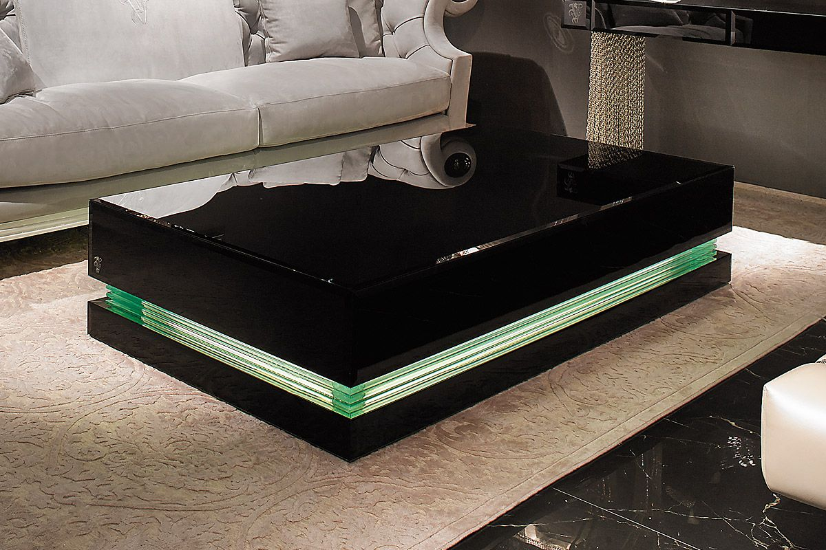 Luxury Black Lacquer Coffee Table Luxury Coffee Table Coffee Table Contemporary Coffee Table [ 800 x 1200 Pixel ]