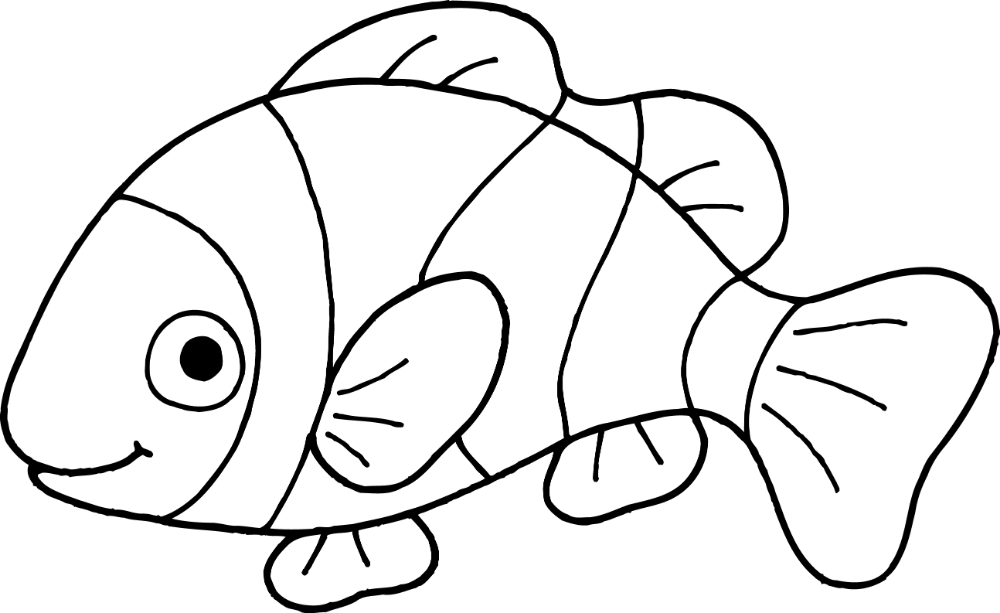 Goldfish Clipart Black And White Clipart Library Free Clipart Images Clip Art Library Fish Outline Clip Art Library Fish Coloring Page