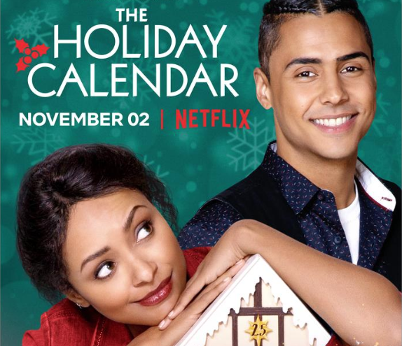 Holiday Calendar 2018) Peliculas, Pelis, Noel