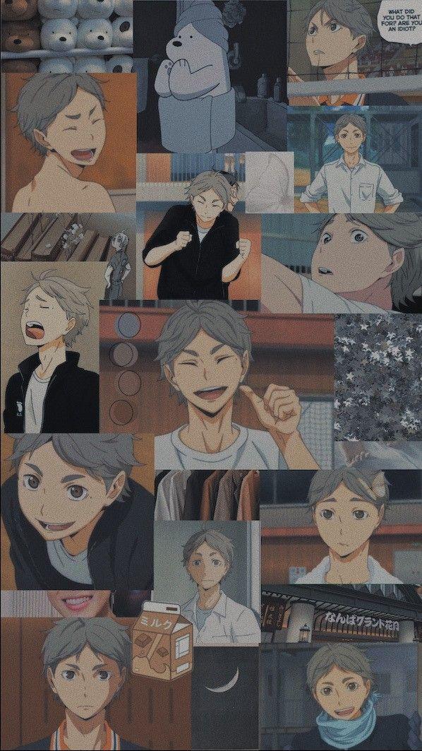 Sugawara Koushi Wallpaper