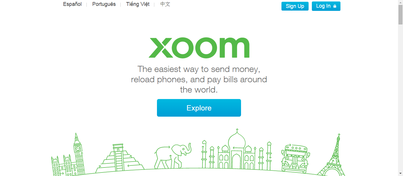 Money Transfer Send Online Xoom