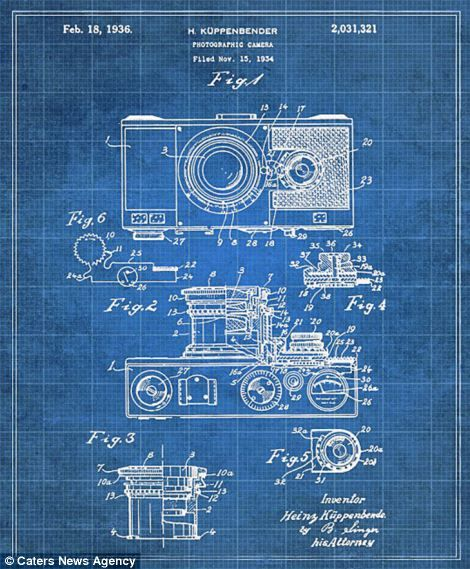 Article 2593230 1cb5e08b00000578 844470x569g 470569 kid blueprints show inner workings of some famous inventions malvernweather Images