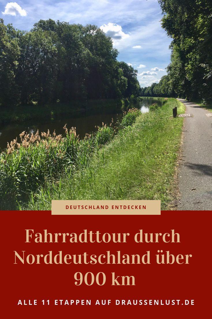 Tagesausflug Norddeutschland