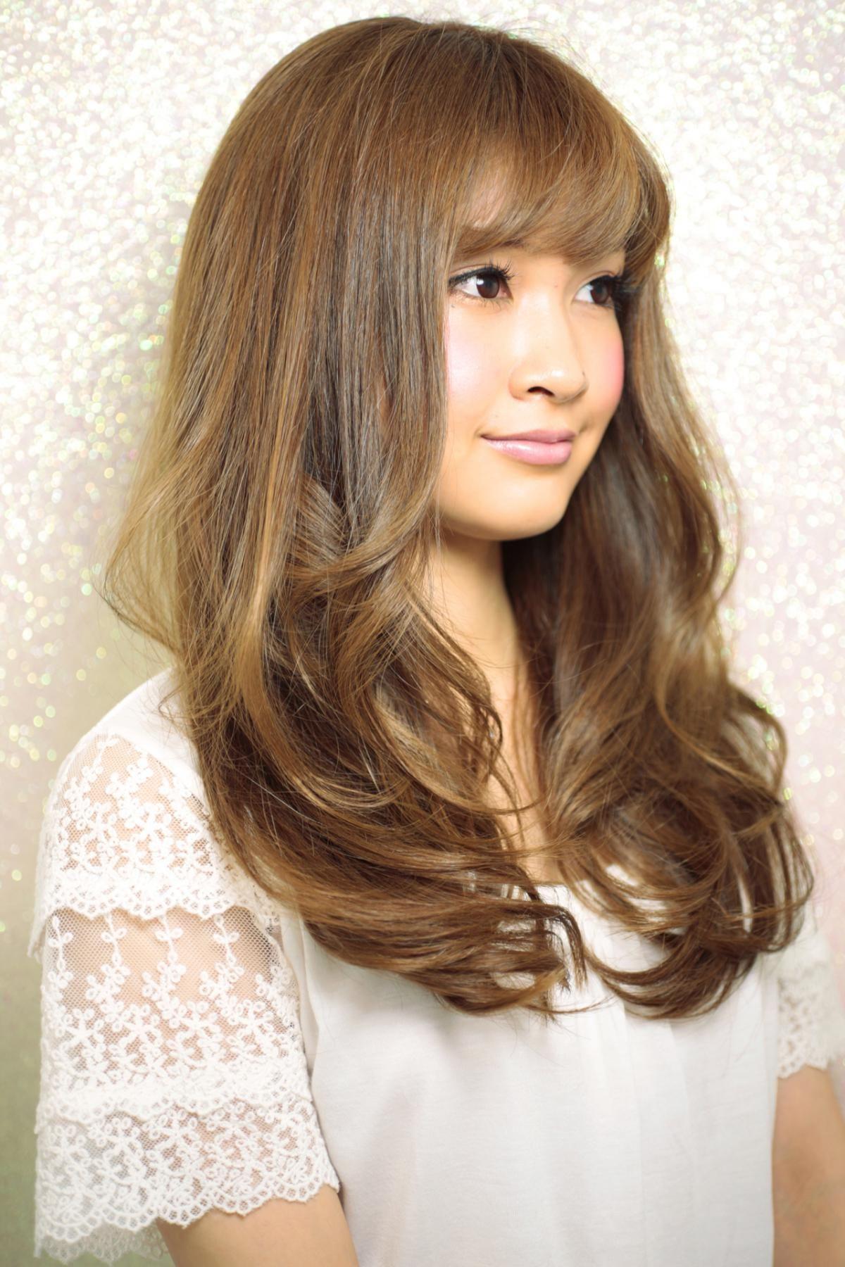 Secretのヘアスタイル画像(2) 予約殺到ヘア(j-064)|Secretのヘアスタイル情報なら、美容室&ヘアスタイル情報サイト Rasysa(らしさ)