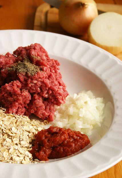fast metabolism diet juicy meatloaf