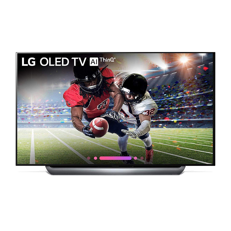 Lg Electronics Oled65c8pua 65 Inch 4k Ultra Hd Smart Oled Tv 2018