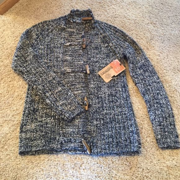Cable Button Up Sweater Reduced New Ruff Hewn Cable Sweater Ruff Hewn Sweaters Cardigans