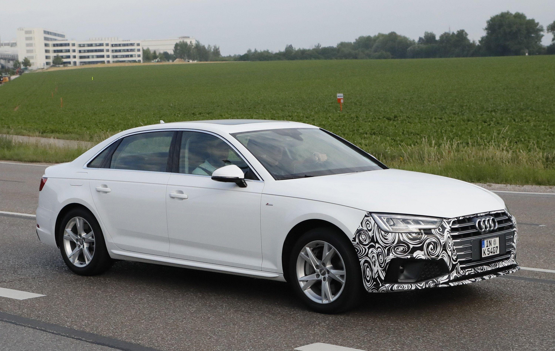2019 Audi A4 First Drive Audi A4 Audi Audi A4 Price