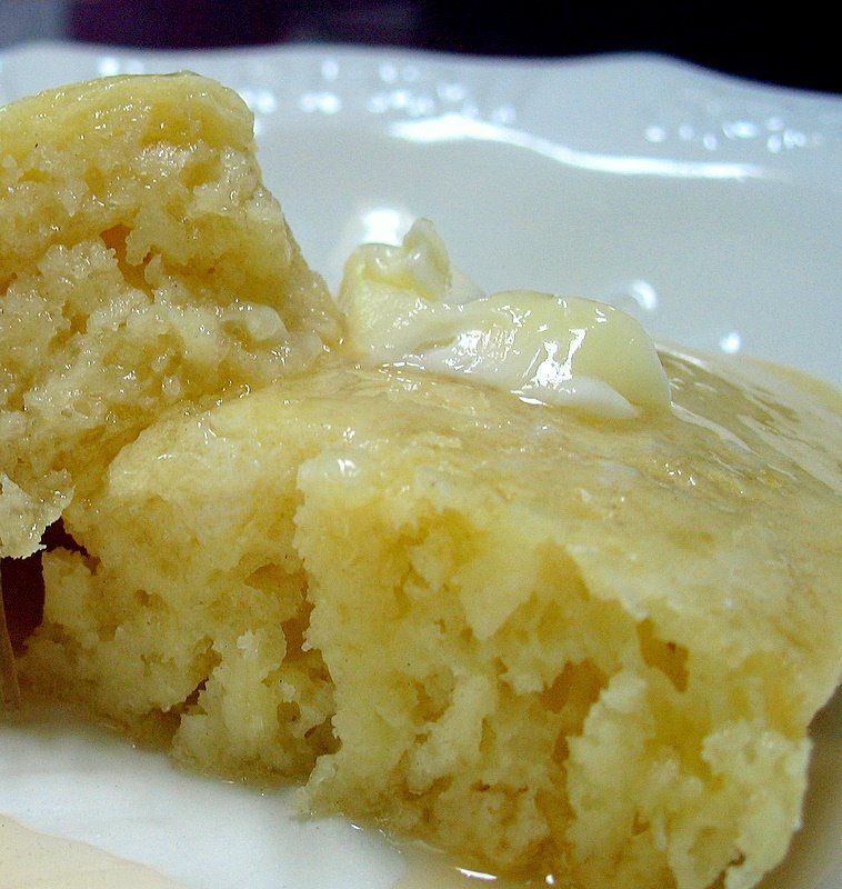 Never making regular pancakes again!! These were perfect and so much less work! Pancake Squares...according to the site it's her MOST popular brunch item!! She also has a link to cinnamon pancakes... yum!