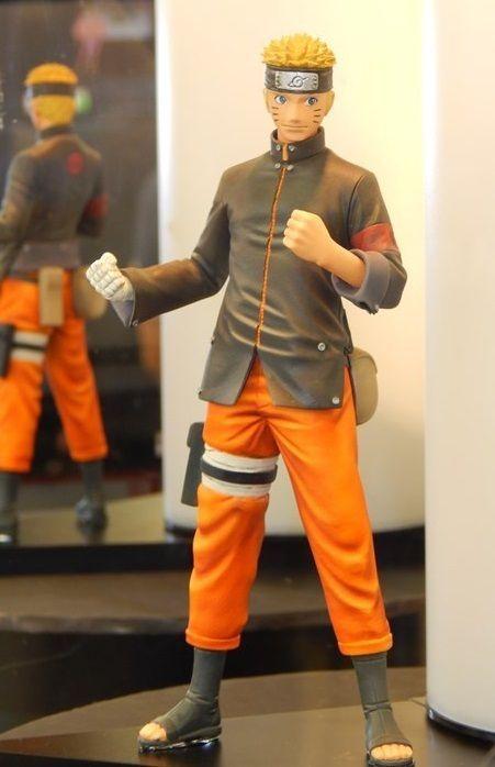 Banpresto Naruto Shippuden Dx Figure Shinobi Relations Sp The Last