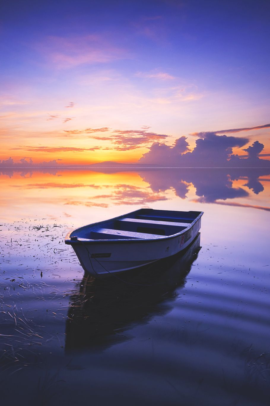 Pin by Panks Pat on Art Boat painting, Amazing sunsets, Boat