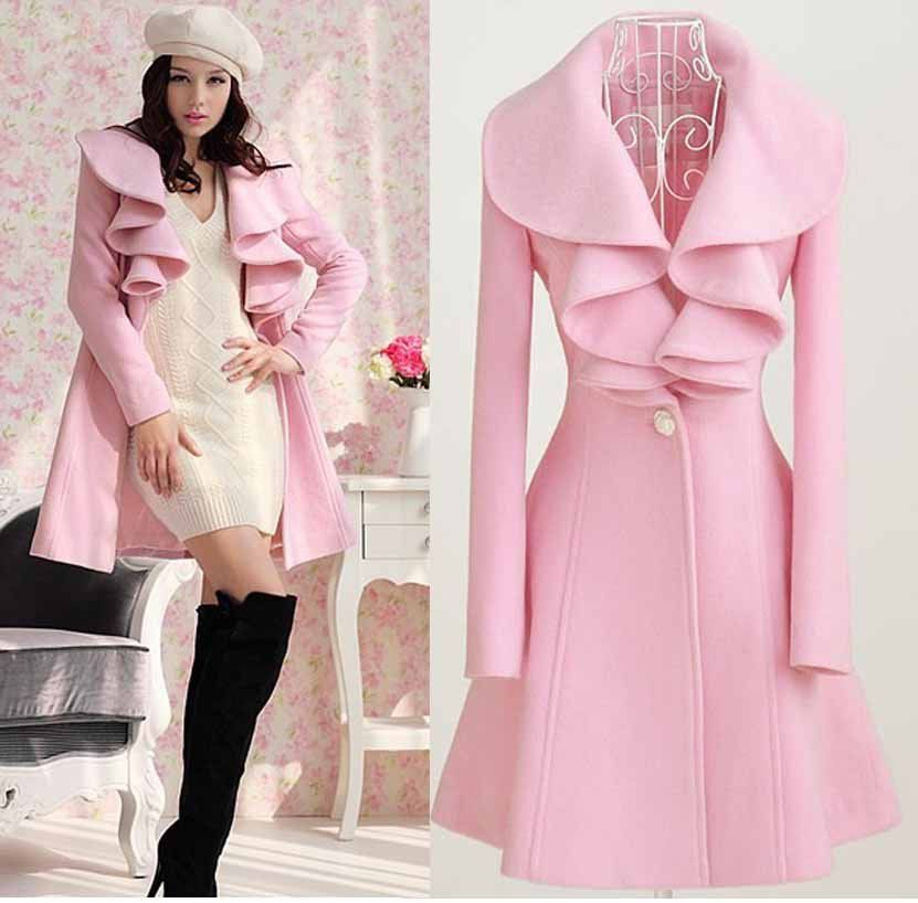 Images of Pink Coats - Reikian