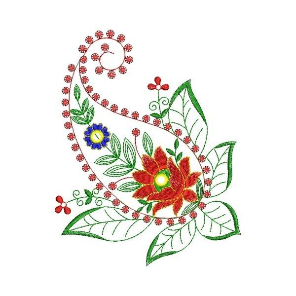 free christmas embroidery patterns to print | Indian Embroidery ...