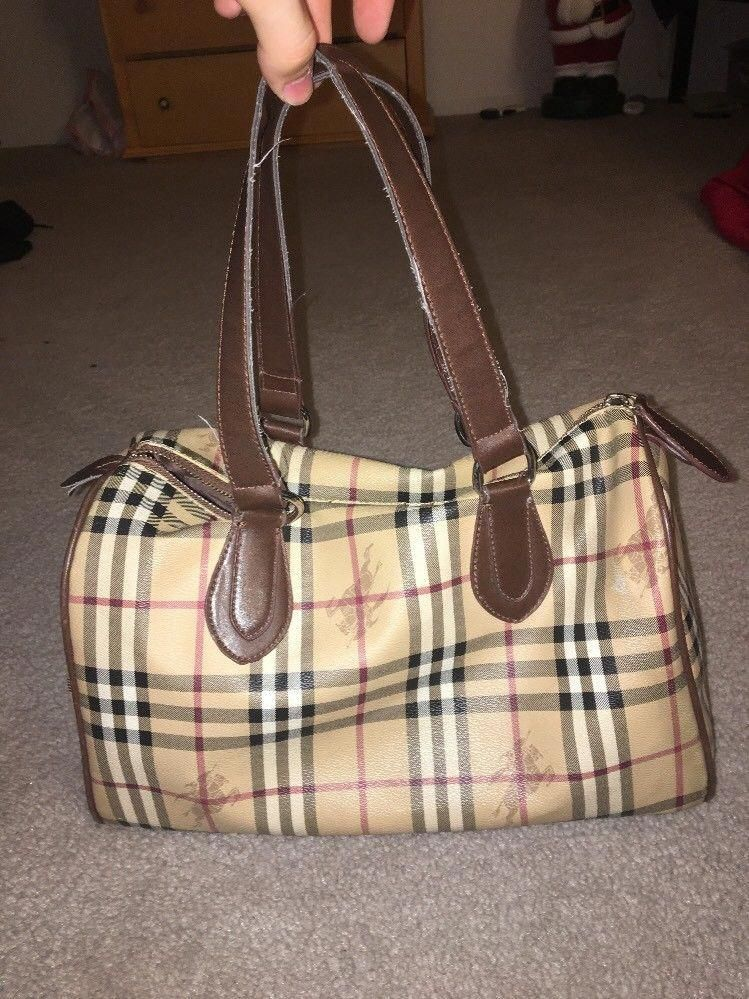 Burberry Handbag Used Handbags