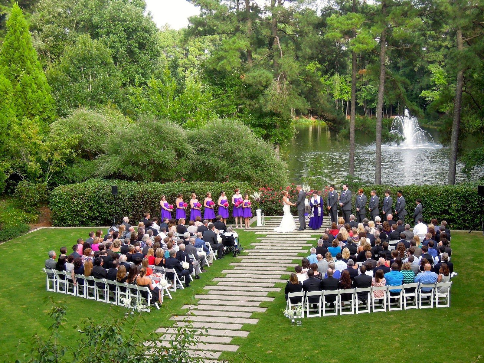 The Umstead in Raleigh, NC | Nc wedding venue, Lakeside ...