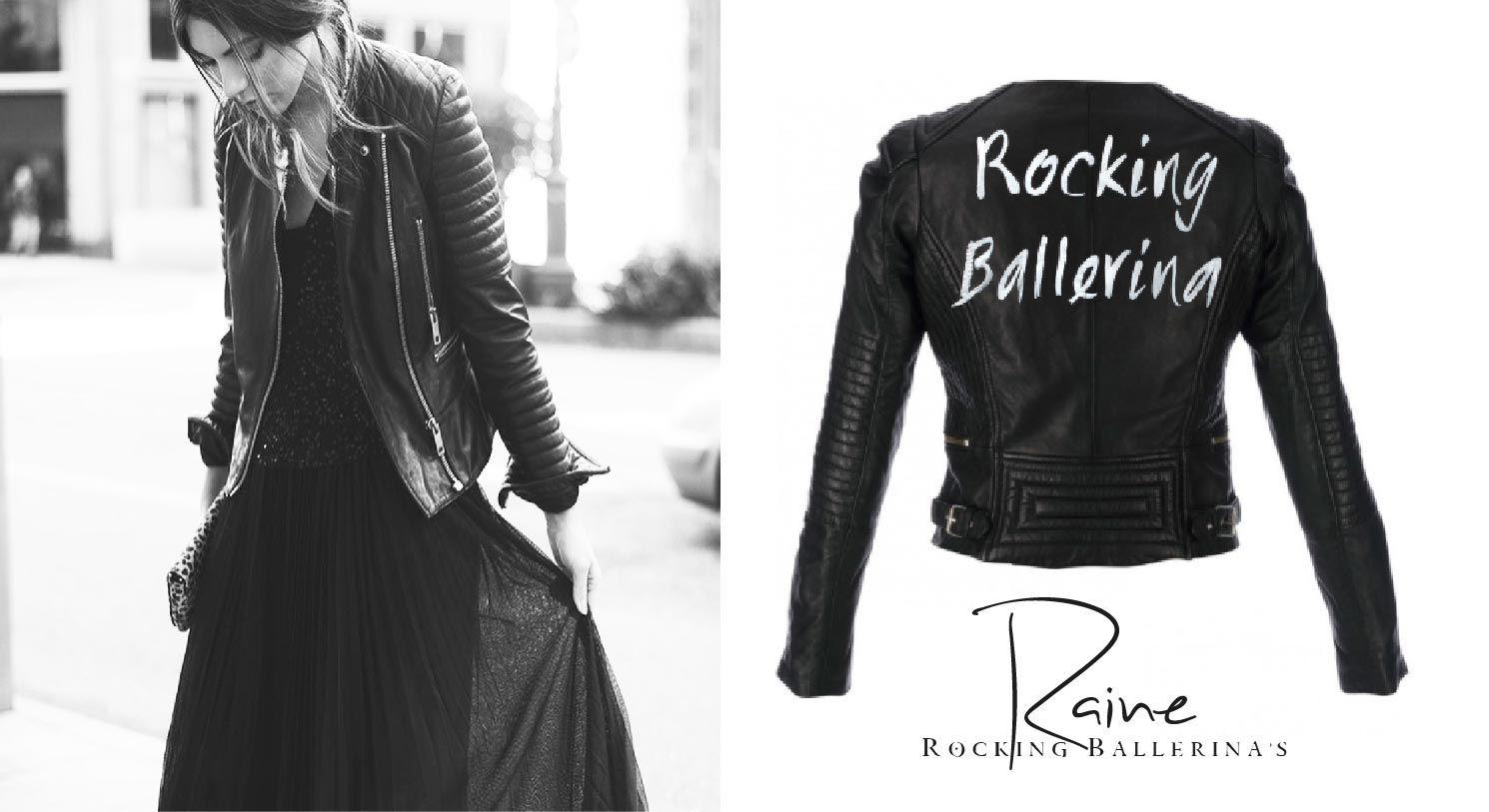 Raine Rocking Ballerina www.raine.nl