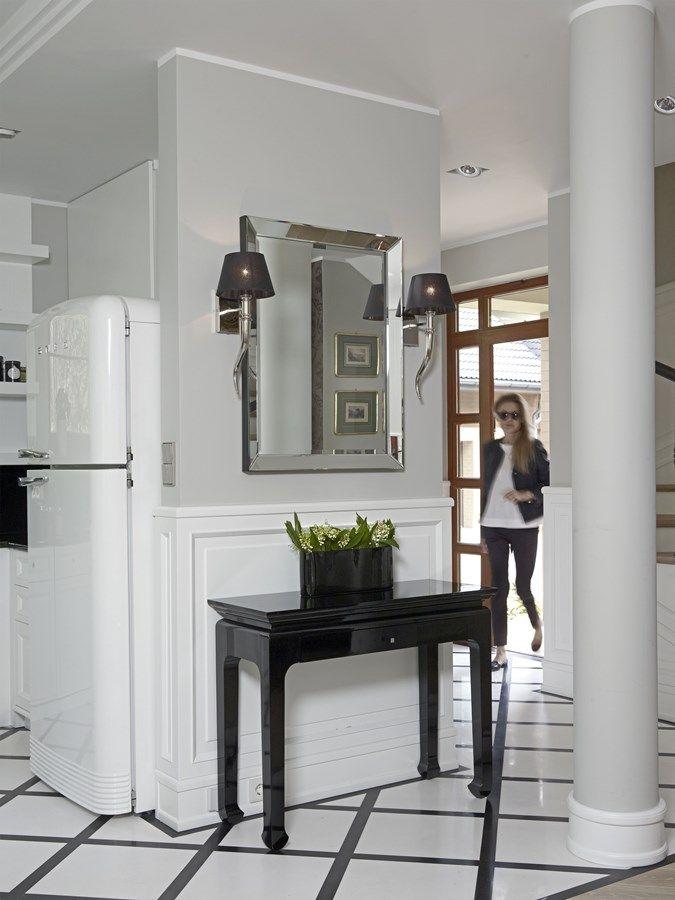 Kuchnia W Stylu Klasycznym Inspiracja Homesquare Blue Living Room Home Decor Home