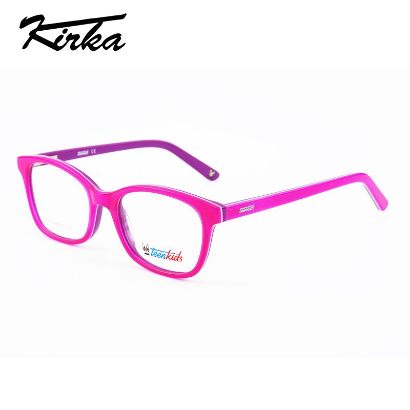 Healthy Children Clear Glasses Girls Boys Flexible Eyewear Frames ...